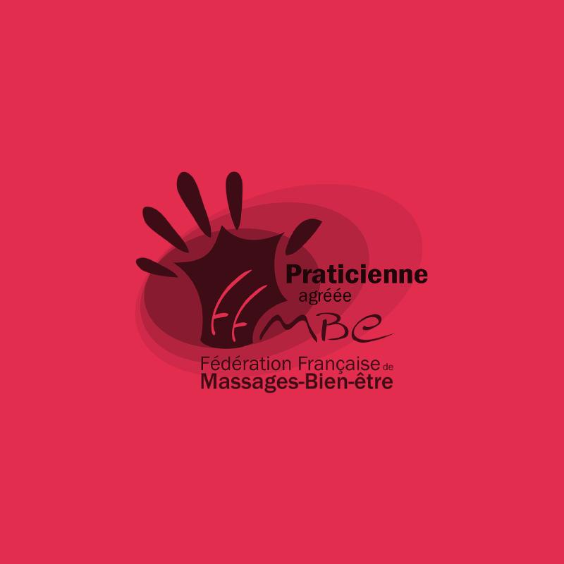 Fédération Française de Massages Bien-être FFMBE praticienne agréée